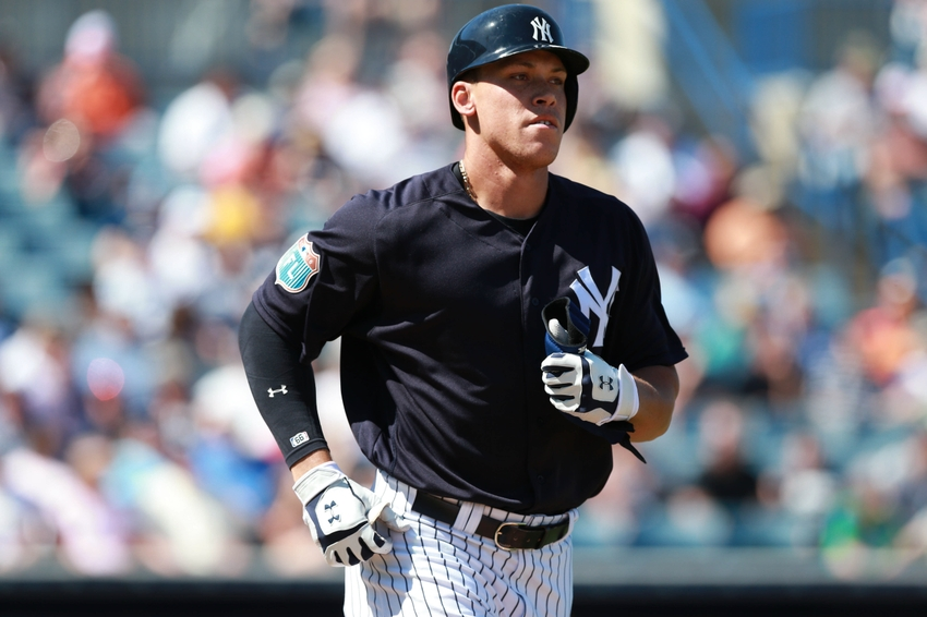 Minor League Notes  New York Yankees  Aaron Judge finds his power stroke 03041091c25