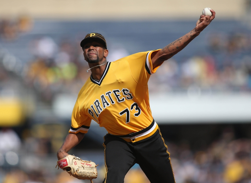 MLB: Five Relievers Who Could Become Closers in 2017 - Page 6 Felipe Rivero
