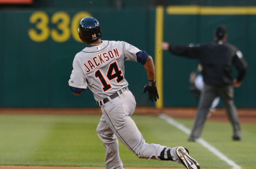 Detroit Tigers: Austin Jackson looking to make his return