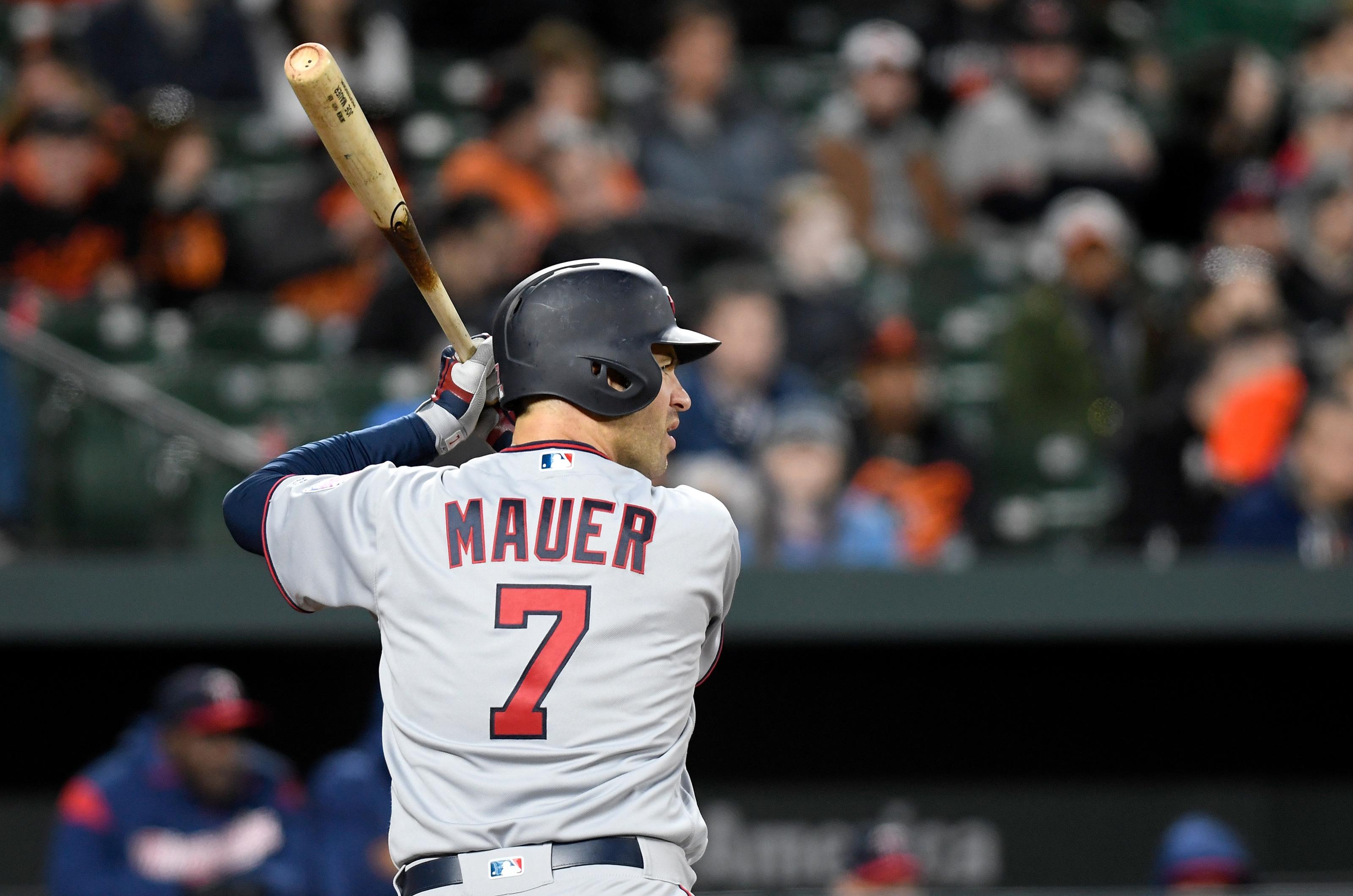 616be53f Minnesota Twins: Is Joe Mauer the last of a dying breed?