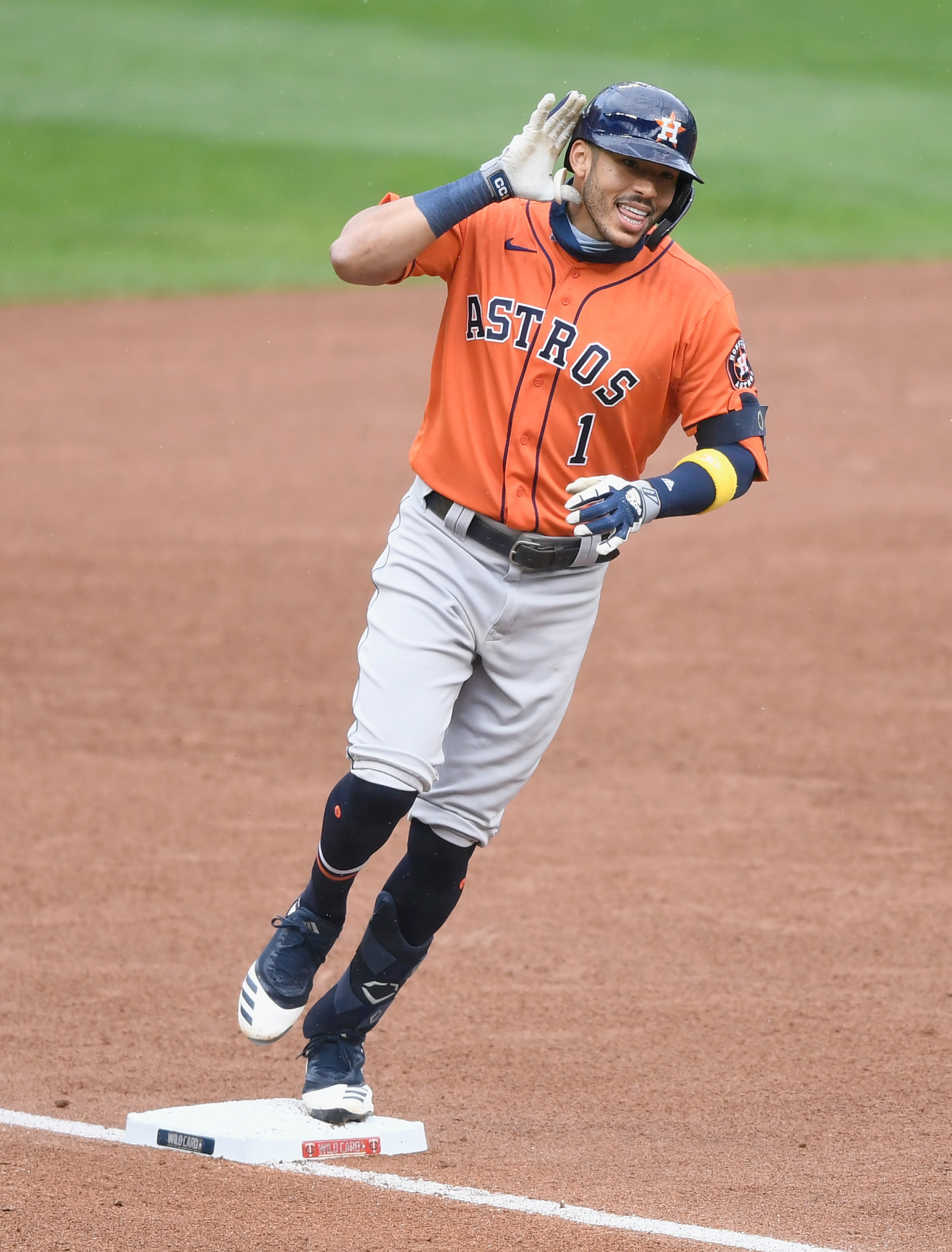 Houston Astros: Well Carlos Correa, I have a message for you too