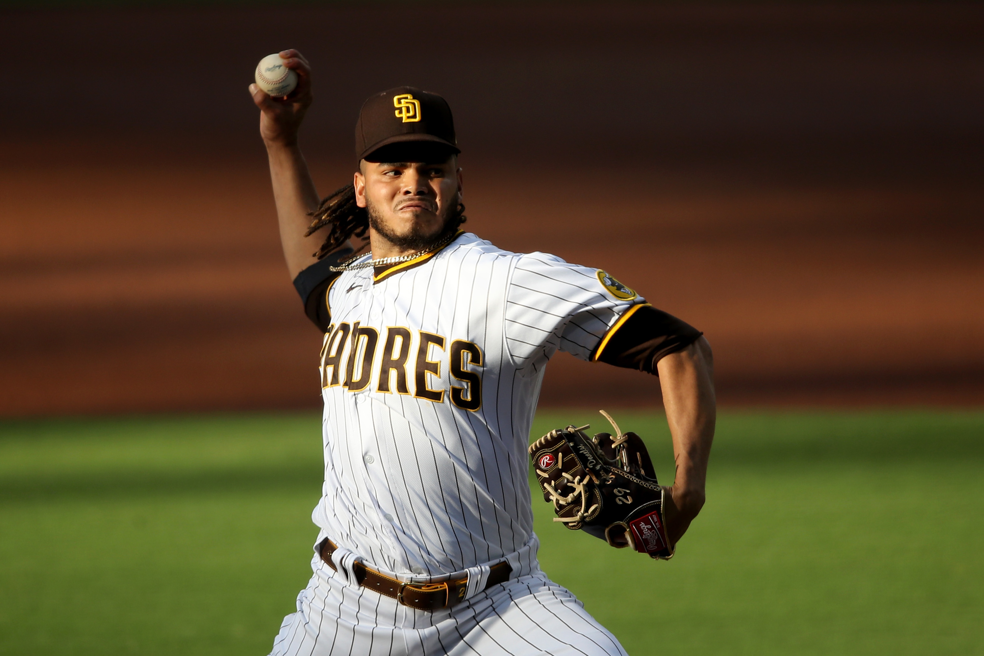 San Diego Padres should be concerned with Dinelson Lamet