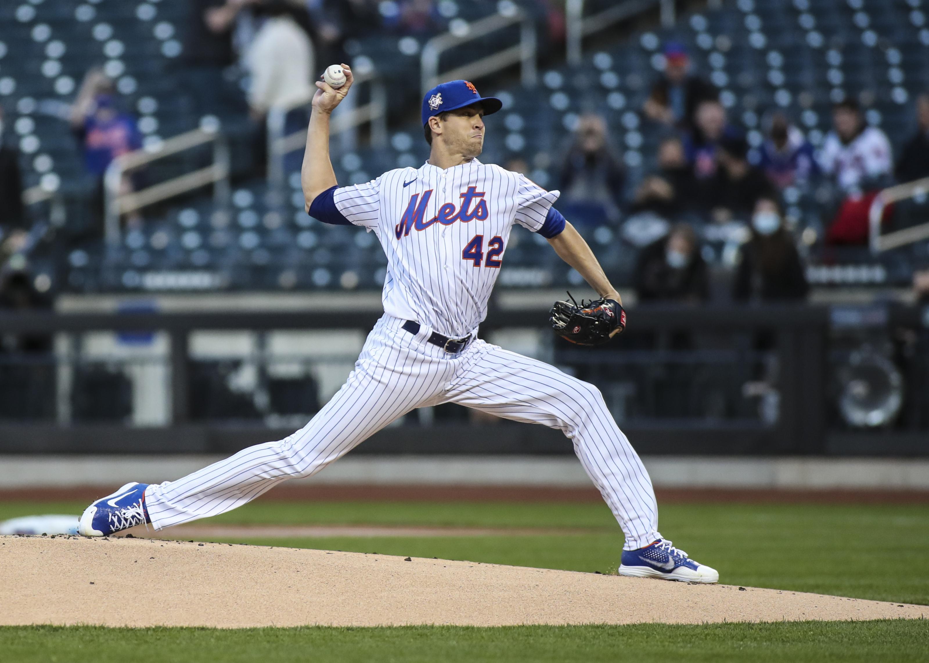 New York Mets: Where Jacob deGrom ranks among the immortals