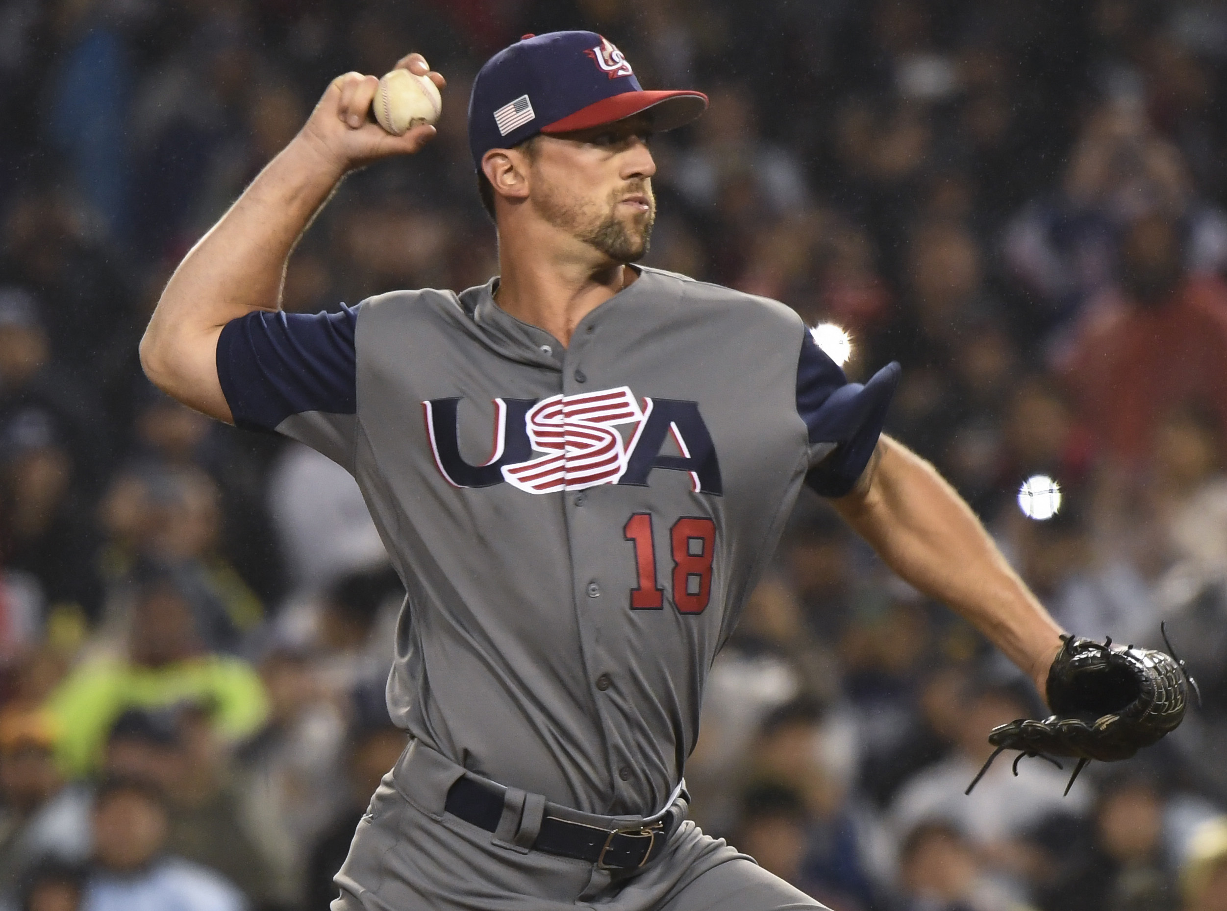World Baseball Classic: USA vs. Puerto Rico Preview and ...